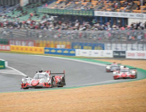 24 HORAS DE LE MANS WEC / Categoría LMP2 . Triunfo del Oreca 07-Gibson del equipo belga WRT.