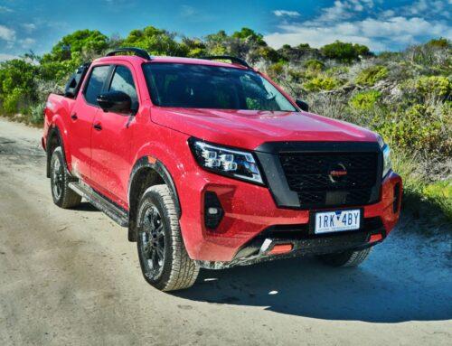 Nissan Navara (Frontier) Pro-4X 2021…impresiones de su comportamiento en tierras australianas.