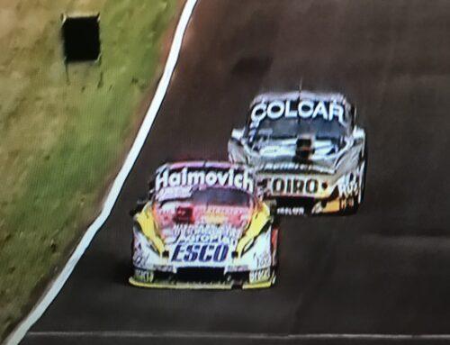 Turismo de Carretera en Posadas, Argentina / Mariano Werner (Ford falcon) triunfó de punta a punta seguido de cerca por Gastón Mazzacane (Chevrolet). Terminó la etapa regular del campeonato definiéndose los integrantes del play off.