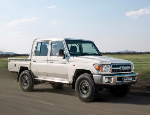 Toyota Land Cruiser 70 2022…para Australia y otras regiones que necesitan de un vehículo económico, rudo, sencillo y sin lujos.
