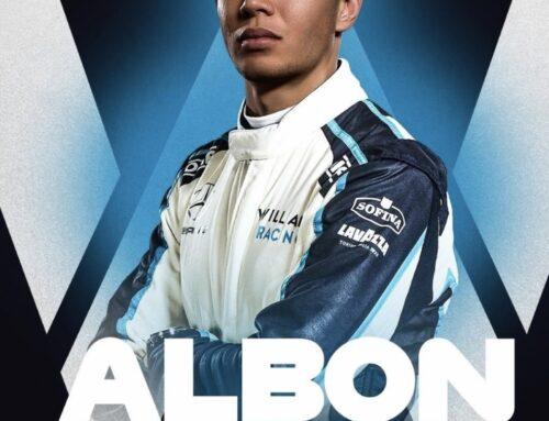 Alex Albon firma con Williams y así retorna a la Fórmula 1 en el 2022 (Albon joins Williams)