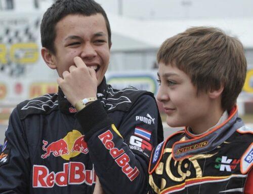 Fórmula uno / Los contratos del año…los jóvenes llegan (Russell en Mercedes y Albon en Williams)