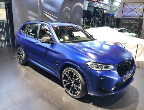 BMW actualiza discretamente su SUV compacto y lo presenta en el Salón del Automóvil de Múnich 2021