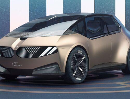 BMW i Vision Circular…El auto del futuro se caracterizará por ser reciclable.
