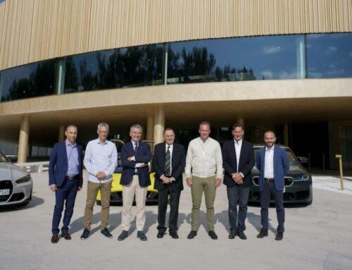 BMW anuncia su asociación con Dallara para llevar adelante su programa LMDh. La empresa italiana construirá el chasis del prototipo alemán.
