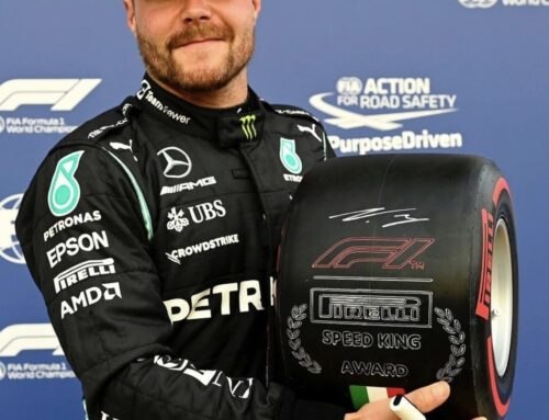 Fórmula uno /GGPP de Italia Clasificación con un 1-2 de Mercedes. La pole para Bottas.
