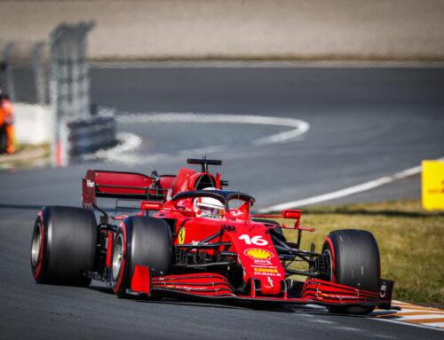 Fórmula 1 / Gran Premio de Rusia: La Ferrari SF21 de Charles Leclerc estrenará motor nuevo con un sistema híbrido evolucionado pero deberá partir al final de la parrilla.