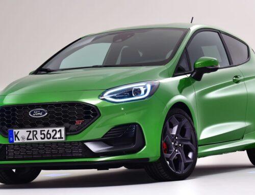 Ford Fiesta 2022 con un aspecto renovado y más tecnología. Pese a estar discontinuado en varios mercados periféricos en Europa continúa con muy buena aceptación y su presencia en el rally colabora con sus ventas.