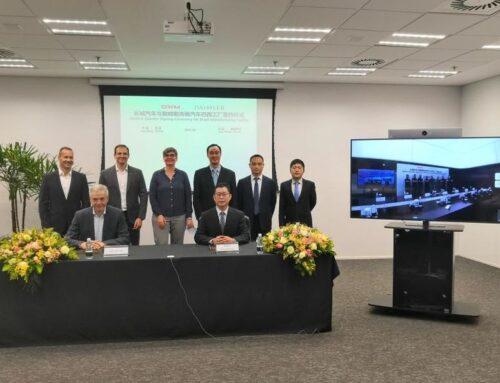 Great Wall firmó un acuerdo para adquirir la planta brasileña de Daimler Benz y posicionarse en el Mercosur.