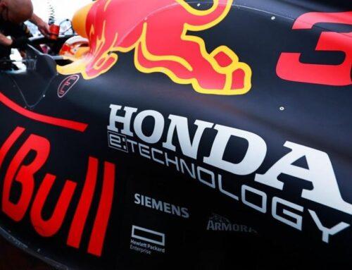 Fórmula 1 / Honda confirmó que el motor de Max Verstappen recibió una actualización ya en Spa.