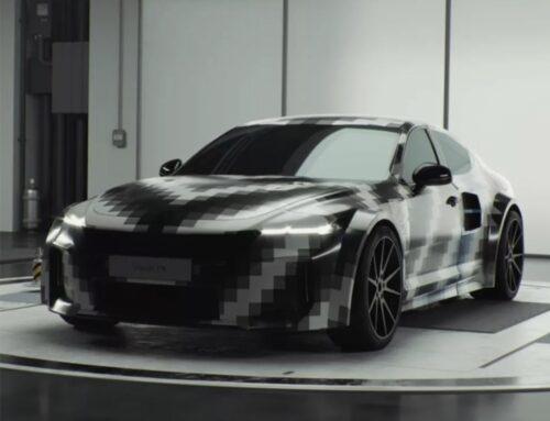 Hyundai Vision FK…la marca coreana presenta un concept car con fuel cell de hidrógeno de nueva generación en el evento Hydrogen Wave.