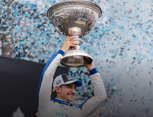 IndyCar en Long Beach / Colton Herta gana y Alex Palou es el Campeón.