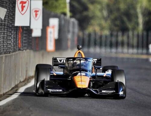Indycar GGPP de Portland /Álex Palou (Dallara DW12-Honda-Ganassi)obtuvo su primera pole.