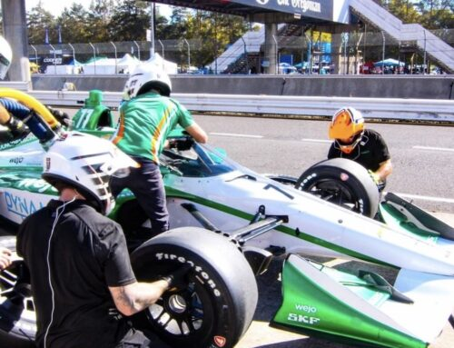 Se produjo el retorno del equipo Juncos Hollinger Racing al IndyCar, con el debut de la promesa británica Callum Ilott.