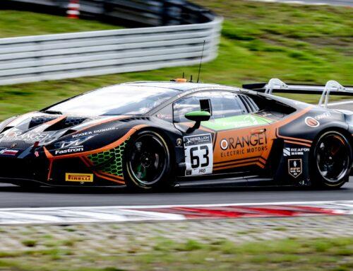 GT World Challenge Europe…Lamborghini ganó todo en las 3 horas de Nürburgring tanto la general como también en las clases Silver y Pro-Am.