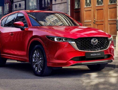 Mazda CX-5 2022 actualizado en estilo y tecnología para continuar siendo un best seller global.