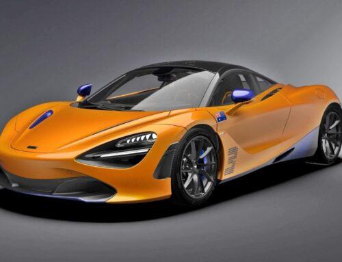 McLaren celebra la victoria de Daniel Ricciardo en Monza como corresponde…lanza una edición ultralimitada del 720S