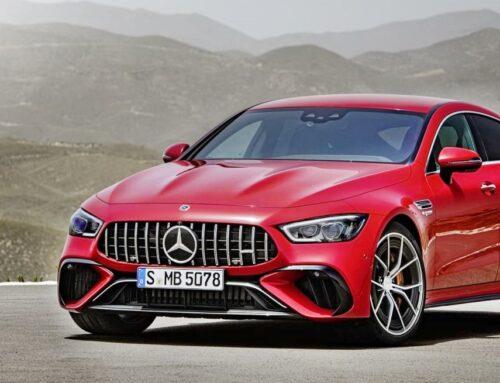 Mercedes-AMG GT 63 S E-Performance…el primer híbrido de AMG que no busca ni ecología ni bajo consumo sino solo más performance.