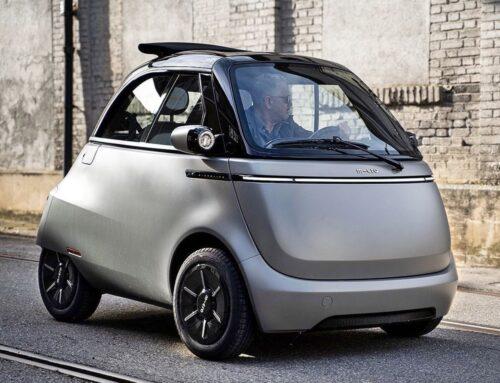 Microlino 2.0 en tres versiones y con una autonomía de hasta 230 km.