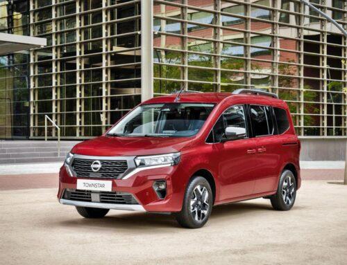 NISSAN TOWNSTAR otra derivada de la Renault Kangoo que se une a la recientemente presentada Mercedes Benz Citan.