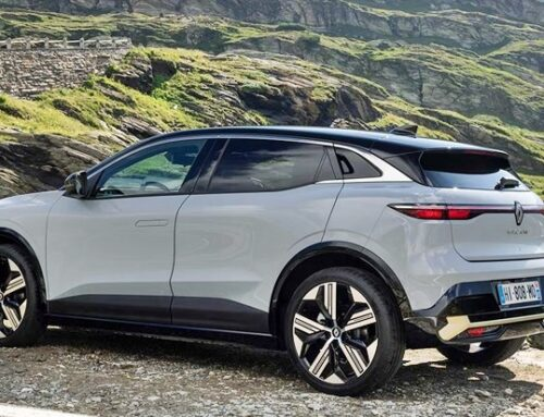 Renault Megane Electric: detalles completos e imágenes.