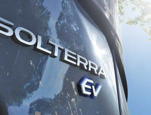Subaru Soloterra …comienza poco a poco a mostrarse.