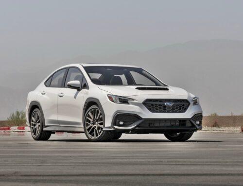 Subaru WRX 2022…el legendario WRX está de regreso.