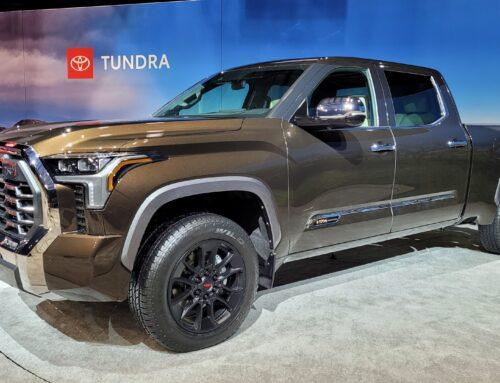 Toyota Tundra 2022 / Luego de varios anticipos fué finalmente presentada esta nueva full size japonesa destinada a competir con buenos argumentos en el mercado más tentador de los EEUU.