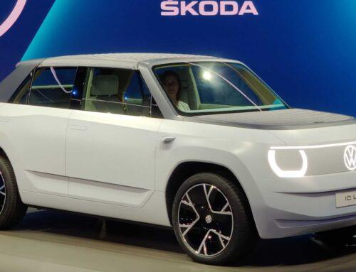 El nuevo Volkswagen ID. Life Concept muestra un futuro automóvil eléctrico económico que se ubicará en un nivel por debajo del ID.3 en la línea de la marca.