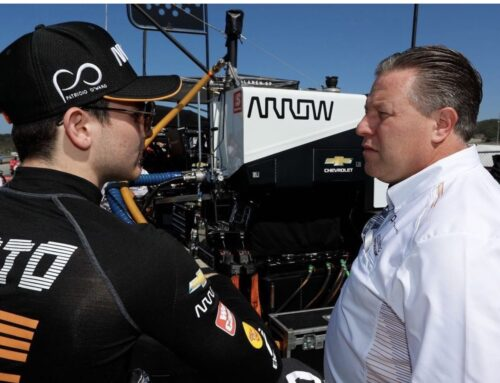 McLaren le dará la oportunidad a «Pato» O'Ward de probar un MCL25M de Fórmula uno en Abu Dhabi mirando a su posible futuro en la categoría.