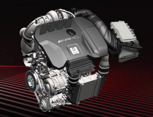 TÉCNICA / Motor Mercedes AMG M139 2.0 turbo de 4 cilindros…algo fuera de lo común.