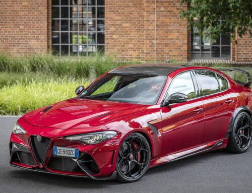 Alfa Romeo Giulia GTA…las 500 unidades de la serie limitada ya fueron vendidas. (Alfa Romeo Giulia GTA: venduti i 500 esemplari)