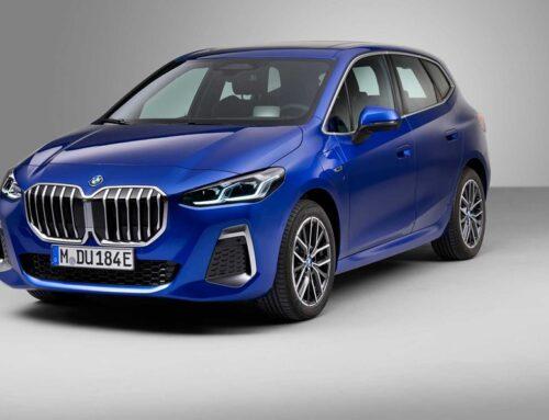 BMW Serie 2 Active Tourer 2022 con un restyling, más tecnología de asistencia al conductor y una línea actualizada con variantes mild hybrid (suaves) y plug in (enchufables).