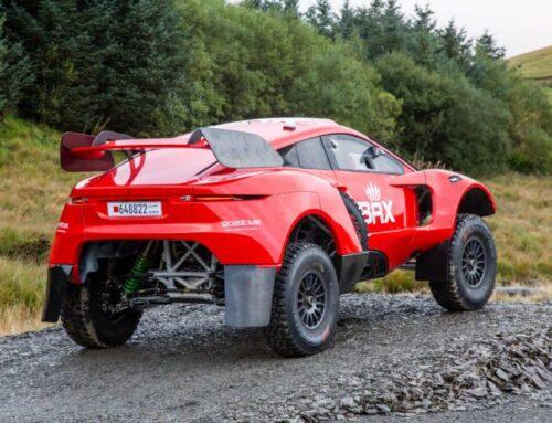 Rally-Raid / Prodrive utilizará un biocombustible para el motor EcoBoost V6 de su BRX Hunter T1 +