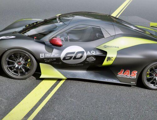 Bermat GT un nuevo deportivo italiano«Track-Only» (solo para uso en circuitos).
