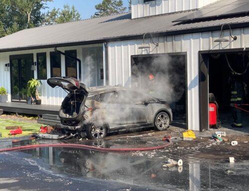 LG se hace responsable de los incendios repetidos en los Chevy Bolt e indemnizará a General Motors con 1.900 millones de dólares.