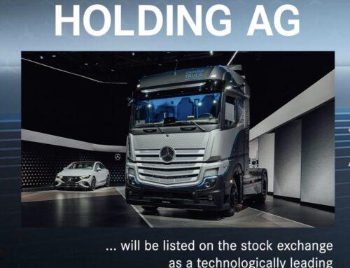 Industria / Separación histórica en Daimler Benz de las divisiones de autos y de vehículos pesados. Surgen Mercedes-Benz Group AG y Daimler Truck Holding AG.