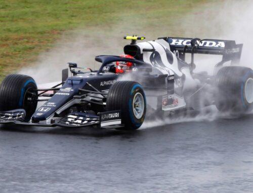 F1 GGPP de Turquía – FP3: Gasly (AlphaTauri-Honda) brilla en lo mojado, Hamilton no arriesga.