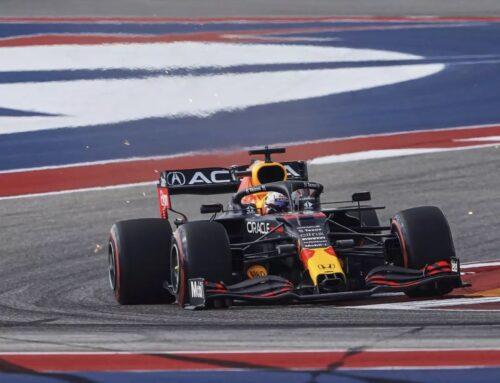 Fórmula uno- GGPP de EEUU / Práctica Libre 2 para «Checo» Pérez con RedBull RB16b-Honda