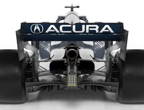 Acura se hace presente en la Fórmula uno en el Gran Premio de Estados Unidos con Red Bull Racing y Alpha Tauri