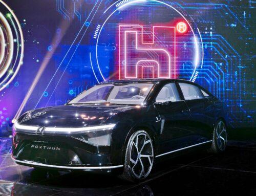 Foxconn, la taiwanesa que fabrica el iPhone de Apple, también producirá autos eléctricos…presentó los Modelo C, Modelo E y Modelo T con hasta 740 HP