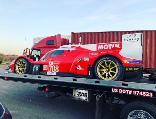WEC / Los Glickenhaus 007 LMH retornaron a los Estados Unidos decidiendo no participar en Bahrein donde solo competirán los dos Hypercar de Toyota y el solitario Alpine de mucha menor potencia.