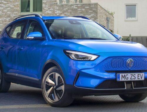 MG ZS EV 2021: más autonomía y una actualización estética para el crossover chino con buena recepción en Europa.