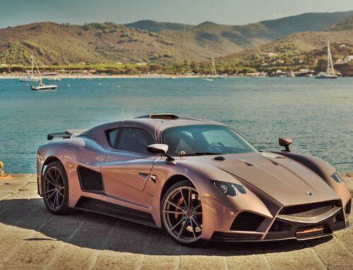 Mazzanti Automobili presenta el Evanta Pura «powered by Chevrolet Corvette Supercharged 6.2 litros V8»