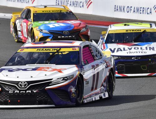 NASCAR / Están designados los ocho finalistas de los playoffs que quedaron después de la carrera de Charlotte. Por otra parte los equipos permanecieron en el circuito para realizar los test de los autos Next Gen del 2022.