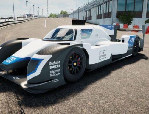 Perrinn quiere terminar con el mito de Porsche como los más rápidos de la historia en el Nürburgring Norschleife.