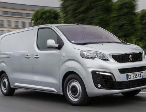Stellantis prepara las furgonetas Peugeot e-Expert y Citroen e-Dispatch con fuel cell alimentadas por hidrógeno