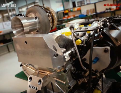 Pipo Moteur, el fabricante francés de motores tiene como objetivo participar en el Dakar en 2023 con un motor HICE.(Hydrogen Internal Combustion Engine).