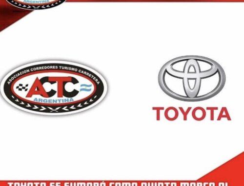 El Turismo de Carretera argentino da señales de modenización y anuncia la incorporación del Toyota Camry para unirse a los Ford Falcon, Chevrolet Chevy Coupé, Dodge GTX y Torino.