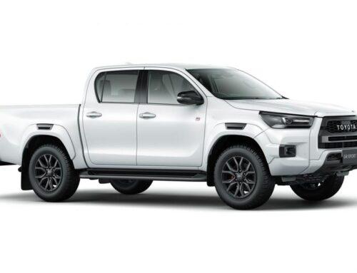 Se presentó la Toyota Hilux GR Sport en el mercado de Japón con modificaciones estéticas pero igual motor.